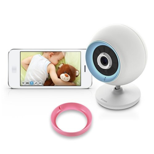 D-Link DCS-820L EyeOn Baby Monitor | Wireless Video Baby Monitor