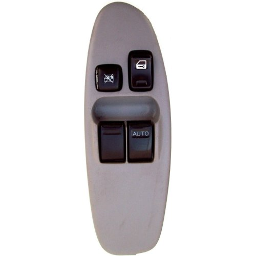 Nissan Almera Tino Front Niles Drivers 2 Way Window Switch + Trim  80961BU000