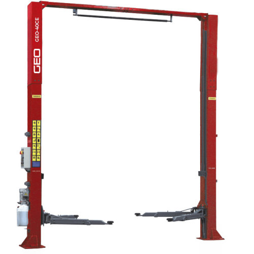 4 Tonne Baseless Electronic Release 2 Post Car Lift
