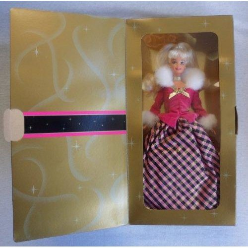 Barbie Winter Rhapsody Doll - Avon Exclusive 2nd in a Series Special Edition (1996)