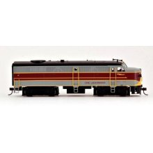 Bachmann Industries Alco FA2 DCC Ready Diesel HO Scale Erie Lackawanna Locomotive