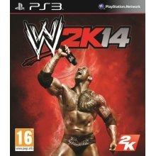 WWE 2K14 (PS3)