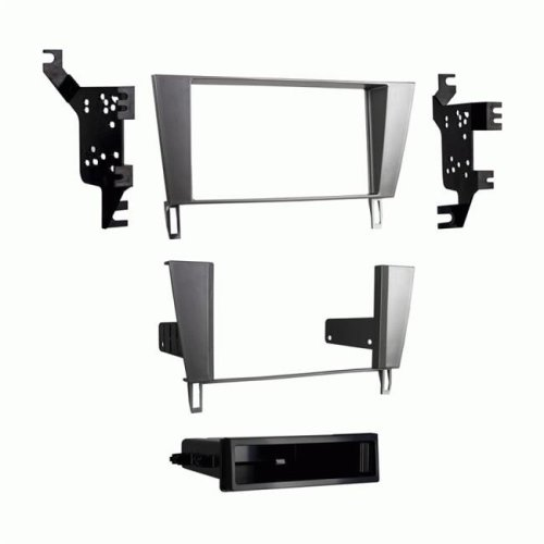 Metra 998161S Lexus 2002-2010 DIN & DDIN In-Dash Kit