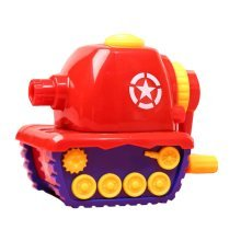 Tank Shape Design for Home or the Classroom Pencil Sharpener