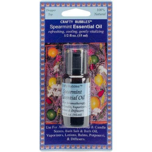 Essential Oil .5oz-Spearmint