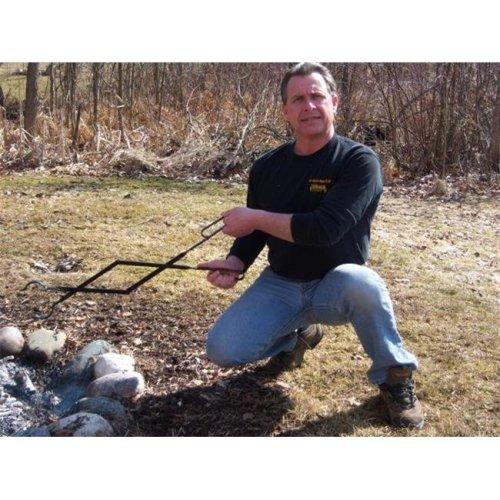 Campfire 360 Grill 1061 Heavy-Duty Log Tweezers