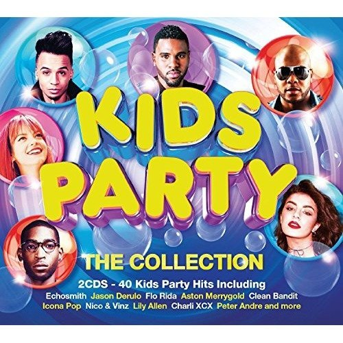Kids Party the Collection - Kids Party: the Collection [CD]