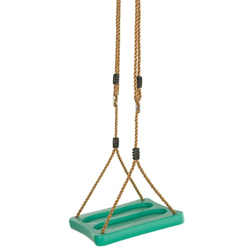 Swingan - One Of A Kind Standing Swing With Adjustable Ropes - Fully Assembled - Green, Orange or Yellow