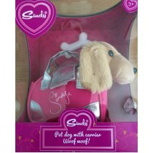 Sindy Pet Dog with Carrier