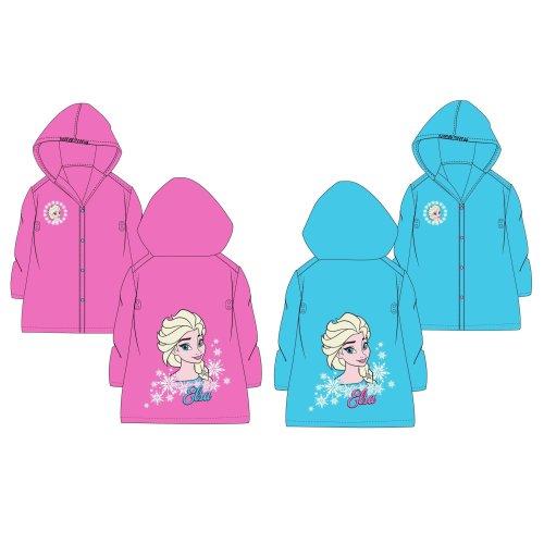 Frozen Raincoat