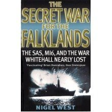 The Secret War for the Falklands