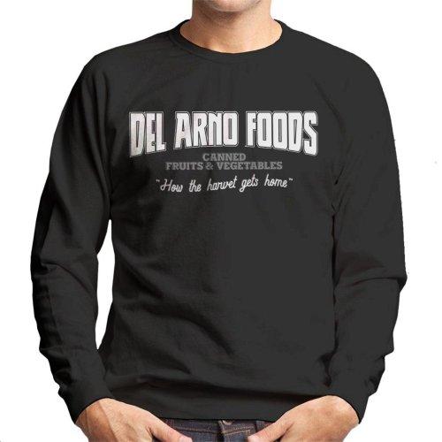 Del Arno Foods Walking Dead Men's Sweatshirt