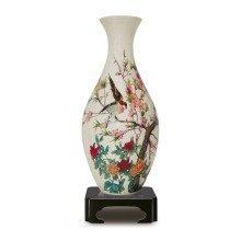 Flowers 3d Puzzle Vase (160 Pieces)
