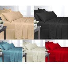Egyptian Cotton Satin Stripe 250 Tread Count Pillow Case