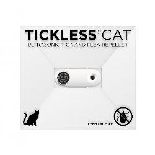 Tickless Cat White