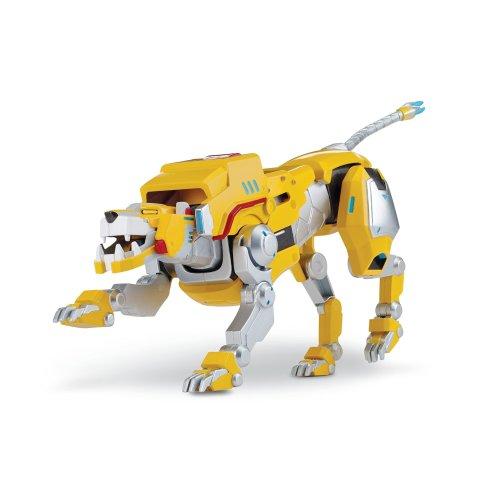 Voltron Legendary Combinable Yellow Lion Action Figure
