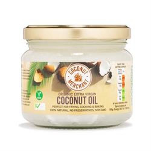 Coconut Merchant Coconut Oil 300ml