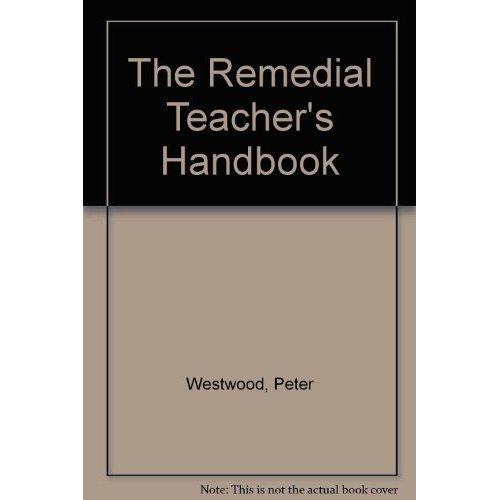 The Remedial Teacher's Handbook