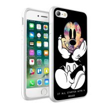 i-Tronixs - Disney Mickey Mouse Design Printed Case Skin Cover - 129