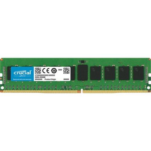 Crucial 8GB DDR4-2666 RDIMM 8GB DDR4 2666MHz ECC memory module