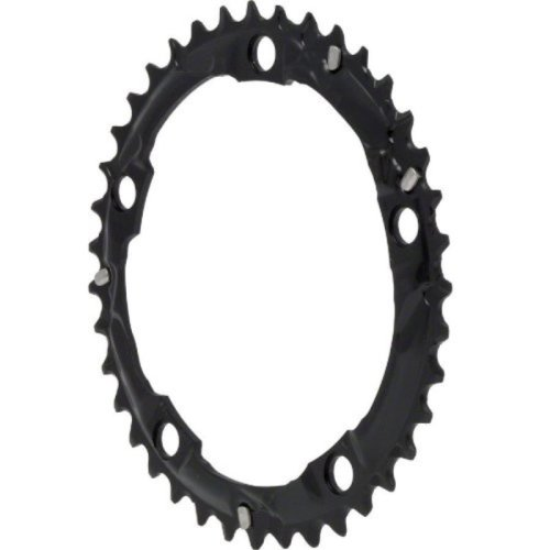 Shimano FC-5703 Chainring (Black, 130x39T 10 Speed)