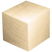 "Wood Turning Shapes Value Pack-Block 1"" 13/Pkg"