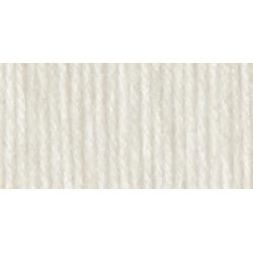 Bernat Super Value Solid Yarn-Winter White