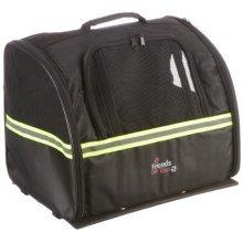 Trixie Biker Bag, 35 × 28 × 29cm - Dog Bag Carrier Bicycle 13112 Pet Travel -  biker trixie dog bag carrier bicycle 13112 pet travel black 35 28 29