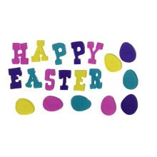 TRIXES Happy Easter Window stickers