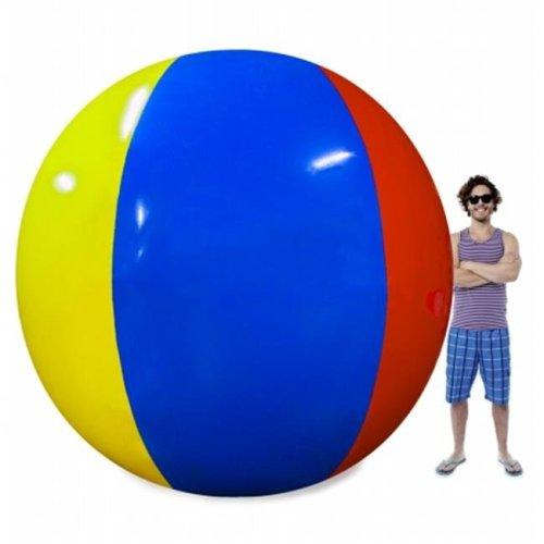 Brybelly Holdings SBEA-201 The Beach Behemoth Giant 12-Foot Beach Ball