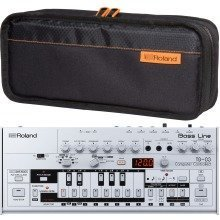 Roland TB-03 Bass Line - Battery Powered Bass Line Synth & Roland Boutique Bag