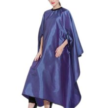 Hairdressing Gown Wrap Protect Hair Cutting Cape Cloth Haircut Apron Hair Design