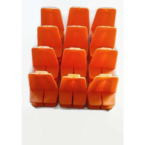 Brick Line and Corner Blocks - Bricklayers Laying Line and Blocks