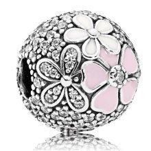 Pandora Poetic Blooms Charm - 792084CZ