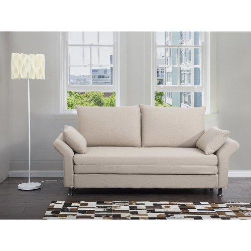 Upholstered Sofa bed - Couch - Fabric Sofa - Settee -  - EXETER
