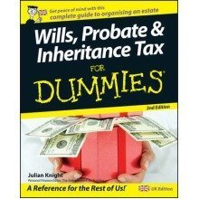 Wills, Probate and Inheritance Tax for Dummies