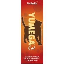 Yumega Cat Skin And Coat Supplement 50ml