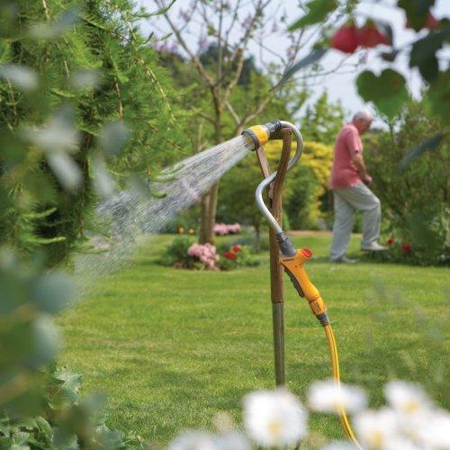 Hozelock Water Hose Sprayer Hanging Basket Spray Gun