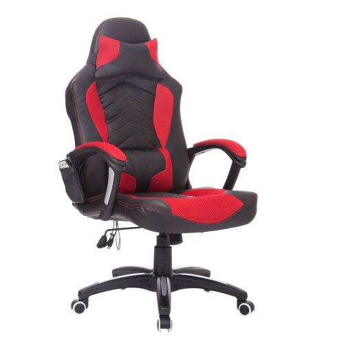 Homcom Pu Leather Massage Office Chair Reclining