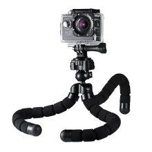 Mpow Camera Phone Tripod Flexible Stabilizer, Black