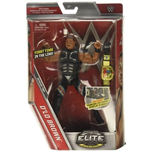 WWE Elite Collection Series 52 DLo Brown Action Figure