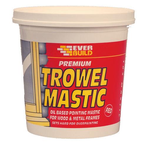 Everbuild 103 Trowel Mastic Red 3kg