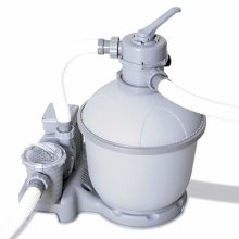 Bestway 58404 FlowClear Sand Filter Pump for Above Ground Pools