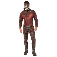 Official Star-Lord Fancy Dress Costume Cosplay
