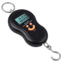 Digiflex 40kg Digital Weigh Scales for Fishing Luggage & Parcels