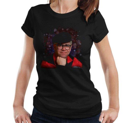 TV Times Elton John Smile Women's T-Shirt