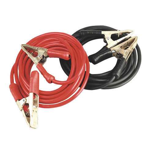 Sealey SBC50/6.5/EHD Extra Heavy-Duty Booster Cables 6.5mtr x 50mm 900Amp Copper