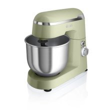 Swan Vintage Stand Mixer 4.2L 600W - Green (Model No. SP25010GN)
