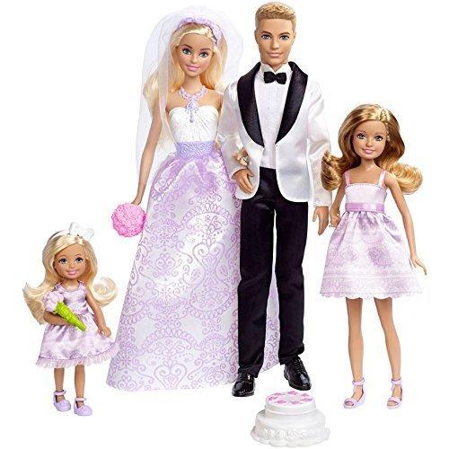 Barbie Wedding Gift Set by Barbie