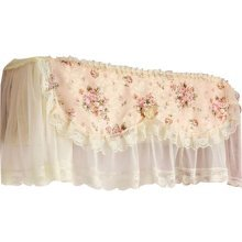 Air Conditioner Anti Dust Cover Air Conditioner Dustproof Cover Lace